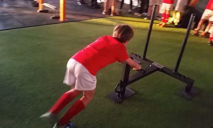 AS-y Kiełczów prężą muskuły !!!
