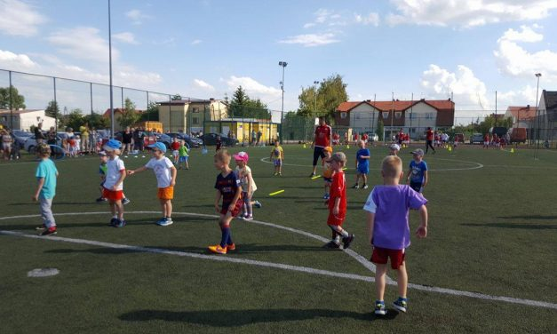 Za nami pierwsze treningi piłkarskich AS-ów