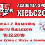Harmonogram Mikołaja z Akademią Sportu Kiełczów
