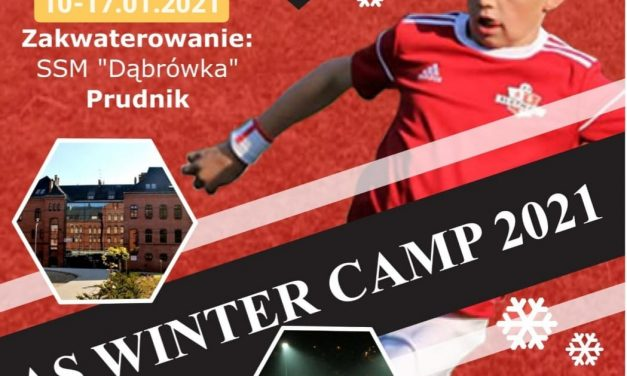 NOWY TERMIN AS WINTER CAMP 2021